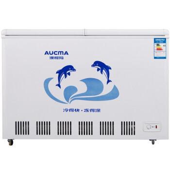 AUCMA 澳柯玛 BC/BD-287HFA 287升 变温冷柜