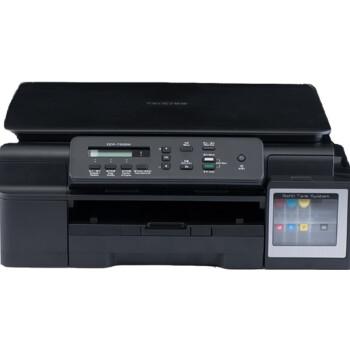 Brother 兄弟 DCP-T500W 墨仓式喷墨一体机 (墨仓/加墨式打印、无线,USB,移动APP打印、A4)