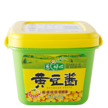 Shinho 欣和 葱伴侣 黄豆酱 800g