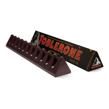 Toblerone 瑞士三角 黑巧克力含蜂蜜及巴旦木糖 50g