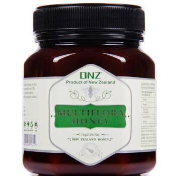 DNZ百花蜂蜜1000g新西兰原装进口
