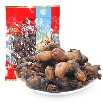绿帝 淡晒海蛎干 牡蛎干 生蚝干 福建厦门 特产 水产 海产品 海鲜干货220g
