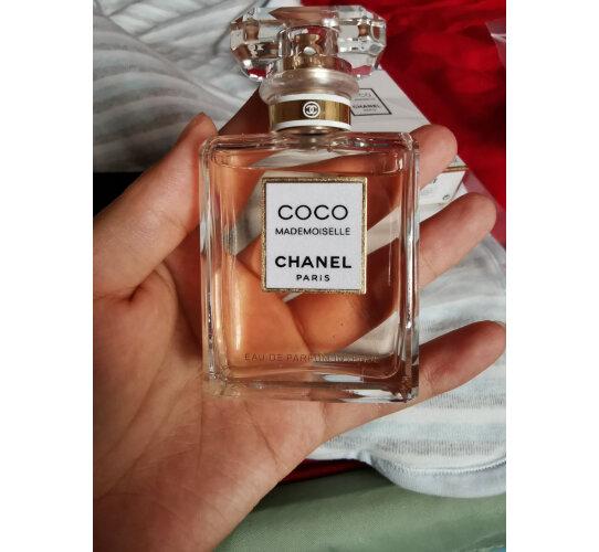 香奈儿(Chanel)女士香水coco可可小姐5号淡香水生日礼物送女友老婆COCO可可小姐浓香水35ML赠专柜礼盒礼袋