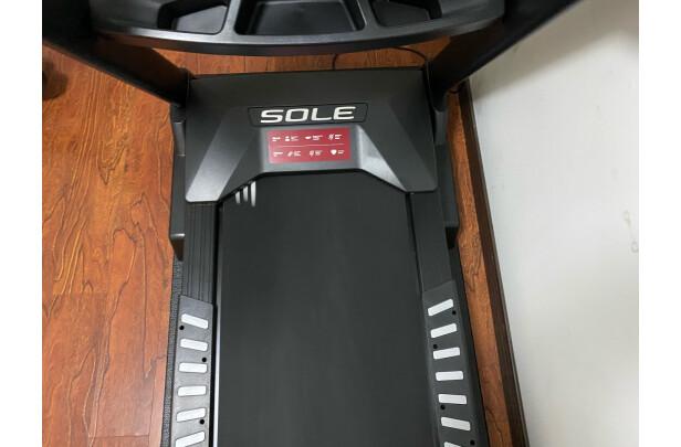 速尔SOLE跑步机质量怎么样?使用一月反馈