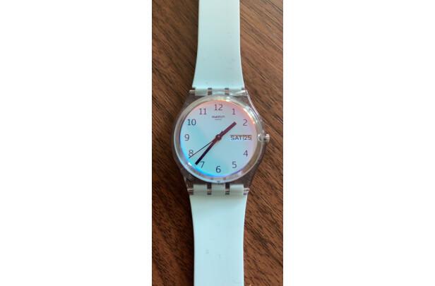斯沃琪(Swatch)瑞士手表怎么样?谁知道啊