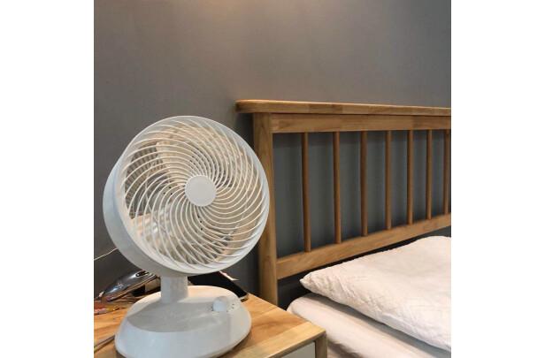 韩国大宇(DAEWOO)空气循环扇电风扇怎么样,噪音大吗?用后反馈