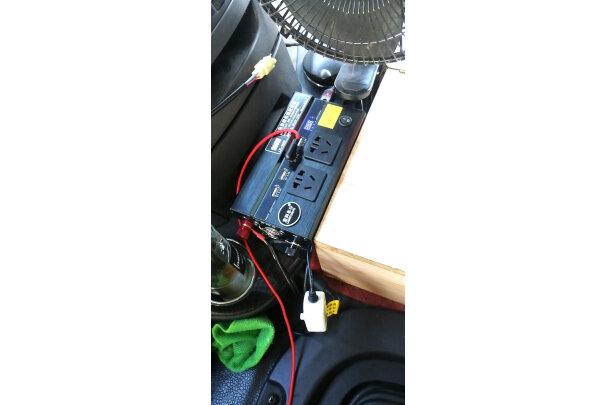 蓝科车仆大功率车载家用电瓶逆变器怎么样??良心点评解析