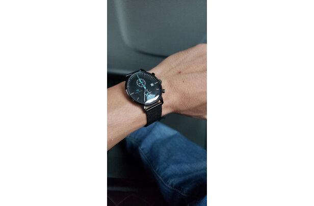 WellyMerck(威利默克)手表怎么样?使用感受