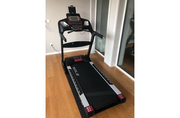 速尔SOLE高端轻商用家用跑步机质量怎么样?质量如何