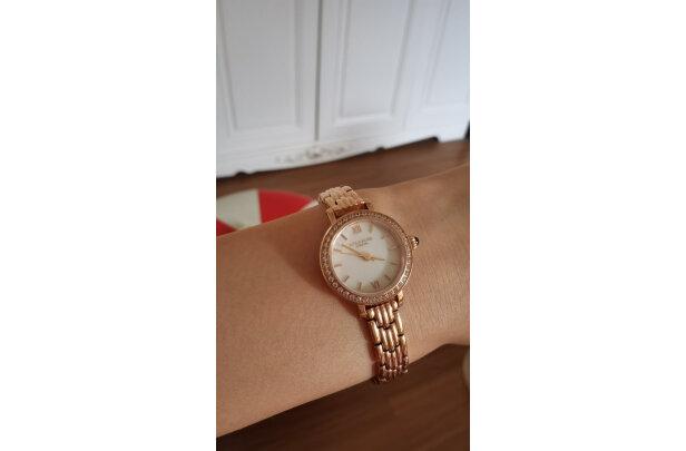 LolaRose小金表手表怎么样,噪音大吗,用后三个月感触