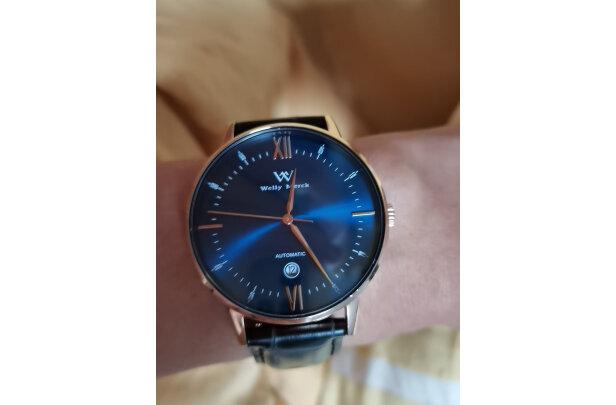 WellyMerck(威利·默克)瑞士品牌WM男士手表怎么样??独家揭秘