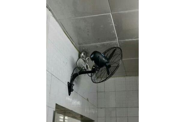 森和(SENHE)工业风扇电风扇怎么样?使用评测曝光