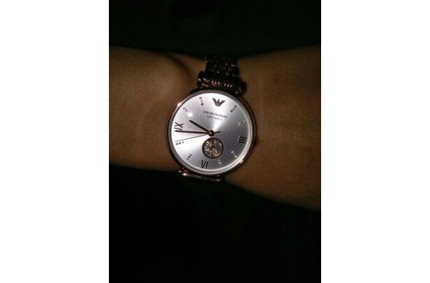 阿玛尼(EmporioArmani)满天星手表怎么样,质量如何,哪款好用