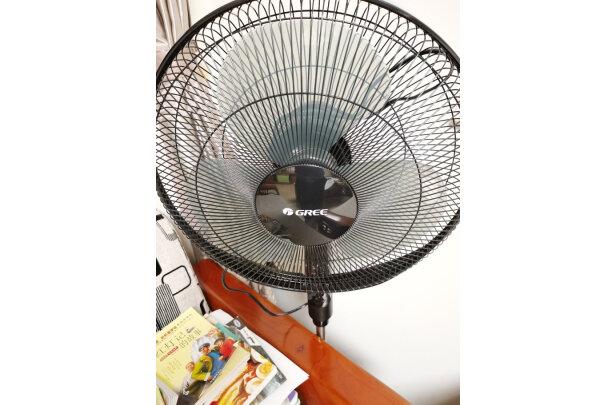 格力(GREE)电风扇怎么样,属于什么档次,是真假