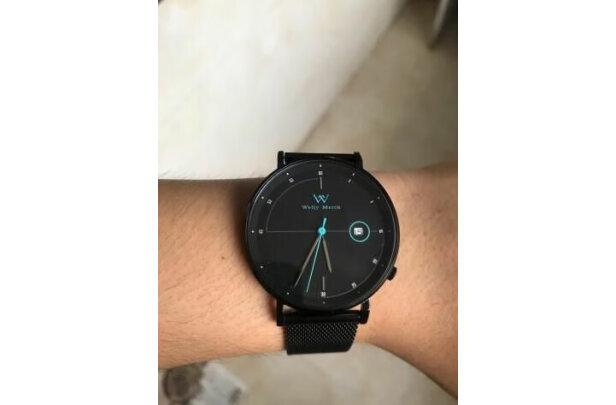 WellyMerck(威利·默克)瑞士品牌正WM手表质量怎么样?是哪里生产的