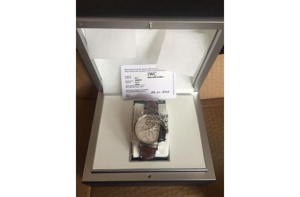 万国(IWC)瑞士手表怎么样,质量好吗?这么贵真的有用吗?