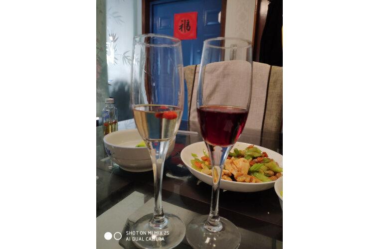 莫高滴晶冰酒冰红冰白葡萄酒红酒甜酒500ml*2瓶双支送刀杯
