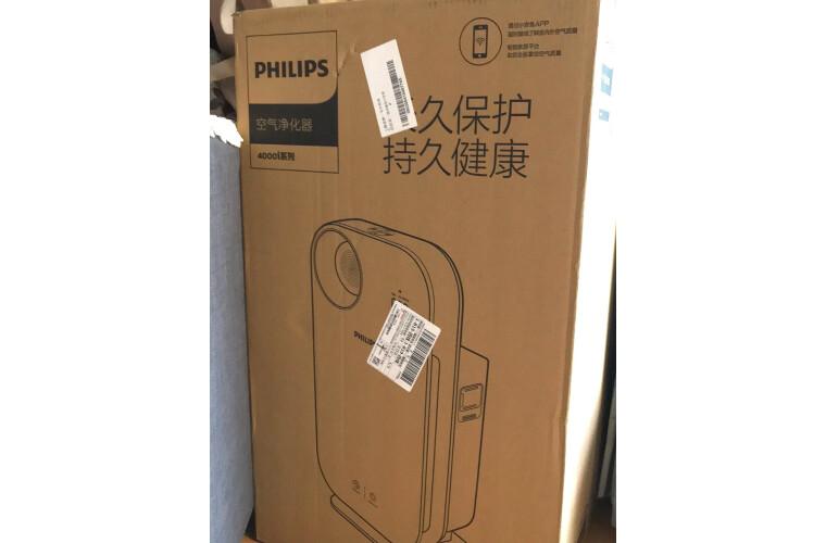 飞利浦(PHILIPS)空气净化器除甲醛除雾霾除过敏原家用除菌京鱼座智能生态产品AC4558/00