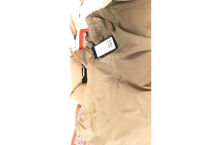雅戈尔夹克男2020年春季新品夹克短款夹克单夹克茄克男外套商务休闲卡其175/96A