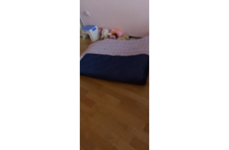 九洲鹿泰国乳胶床垫6D席梦思立体加厚家纺家用床褥榻榻米学生宿舍垫被褥子软垫150*200cm