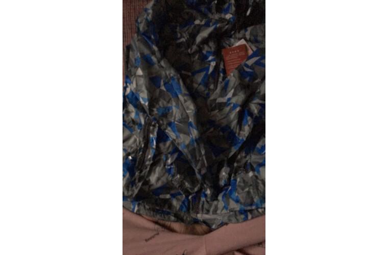 骆驼户外(CAMEL)防晒衣皮肤衣防紫外线UPF40+轻薄情侣款防风皮肤风衣A6S13a0126粉绿花M