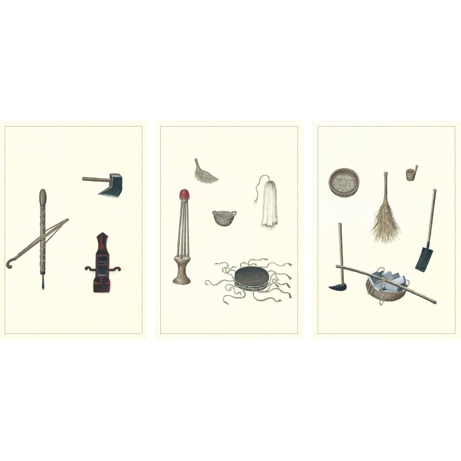 中国古代木匠工具