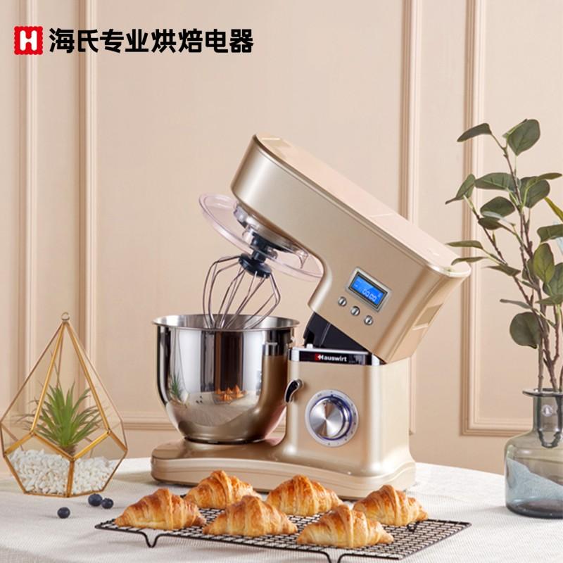 海氏(Hauswirt)厨师机料理机全自动家用和面包机多功能揉面机打蛋器HM740 升级款
