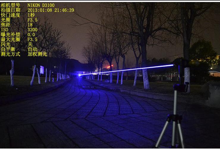 远程激光防身器可瞬间致盲
