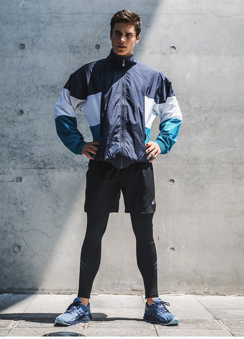ASICS亚瑟士男跑步鞋缓震透气运动鞋GEL-EXCITE1011A616-400【YH】蓝色42