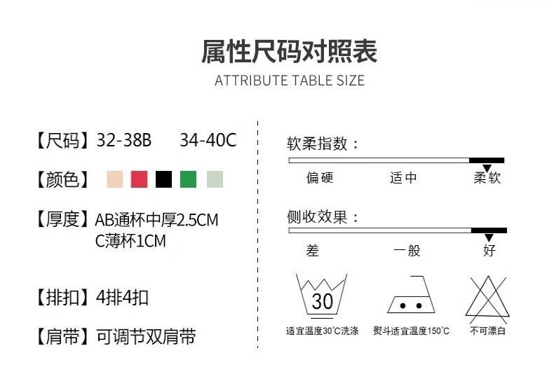 南极人内衣女无钢圈性感蕾丝文胸薄款大胸显瘦聚拢调整型上托大码胸罩套装收副乳墨绿色(单件)75B=34B(中厚杯2CM)
