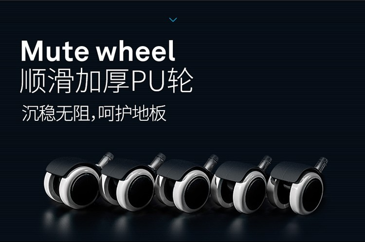 西昊(SIHOO) 人体工学电脑椅子 家用老板椅电竞椅 靠背转椅座椅 撑腰办公椅可躺 M18 灰色