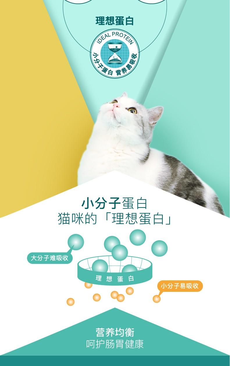 怡亲猫粮 幼猫成猫15斤深海鱼挑嘴去毛球增肥发腮室内猫通用全价猫粮 成猫粮   2.5kg*3包(鱼肉味)