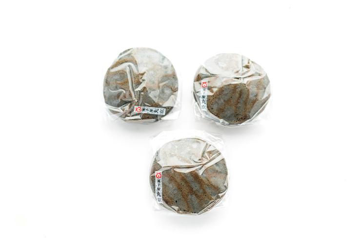 日丸京Marukyo 铜锣烧蛋糕(黑芝麻)5个装360克*8袋/组