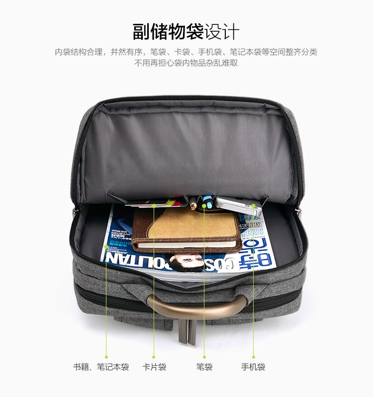 Balo laptop JIXINI SN-1518 - ảnh 12