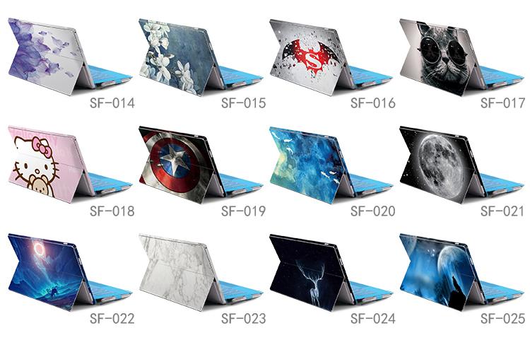 Những mẫu dán Surface thiên nhiên và văn hoá - ảnh 12