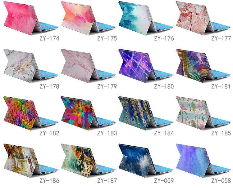 Những mẫu dán Surface thiên nhiên và văn hoá - ảnh 1