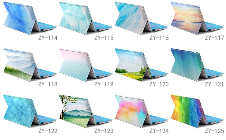 Những mẫu dán Surface thiên nhiên và văn hoá - ảnh 4
