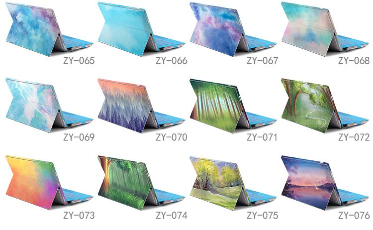Những mẫu dán Surface thiên nhiên và văn hoá - ảnh 8