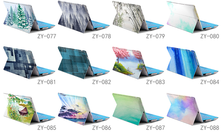 Những mẫu dán Surface thiên nhiên và văn hoá - ảnh 7
