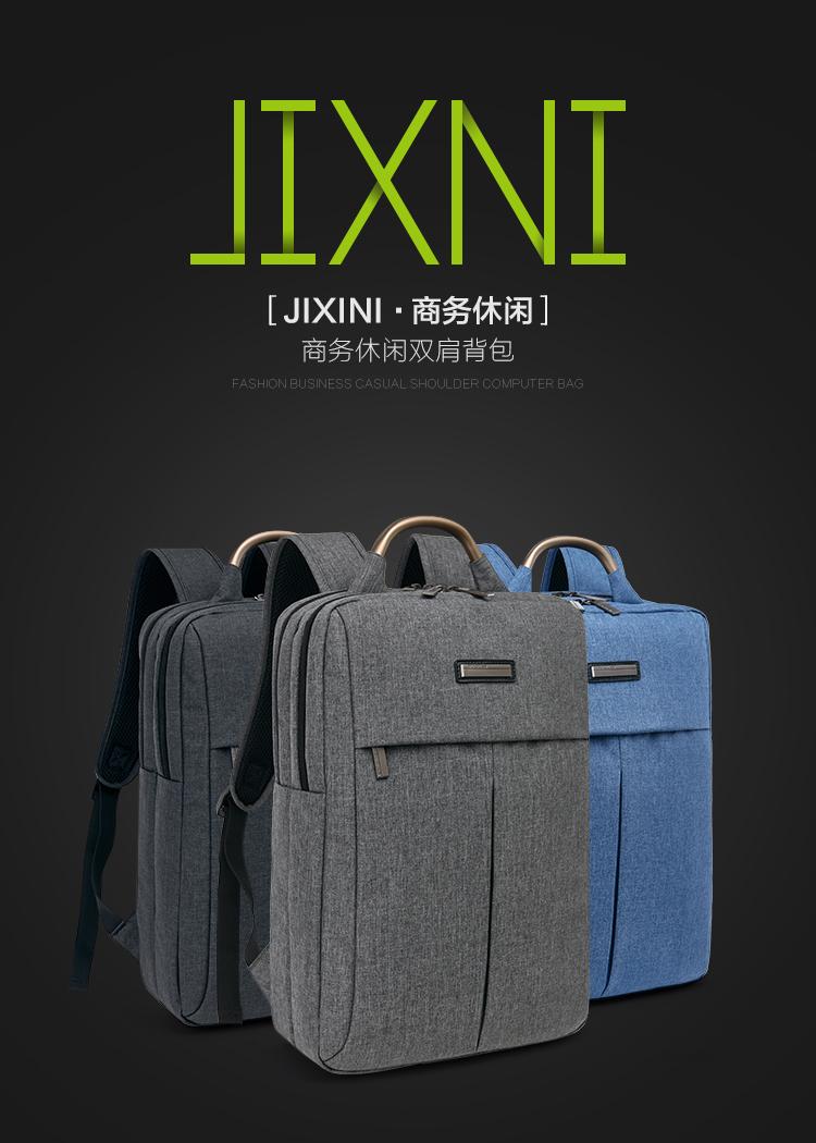 Balo laptop JIXINI SN-1518 - ảnh 10