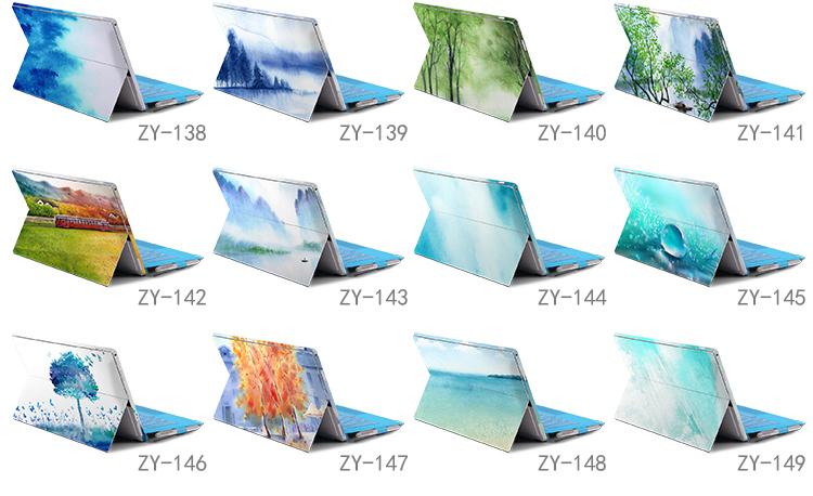 Những mẫu dán Surface thiên nhiên và văn hoá - ảnh 2