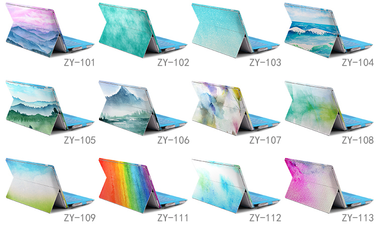 Những mẫu dán Surface thiên nhiên và văn hoá - ảnh 5