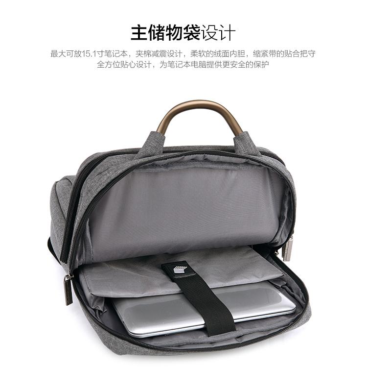 Balo laptop JIXINI SN-1518 - ảnh 11