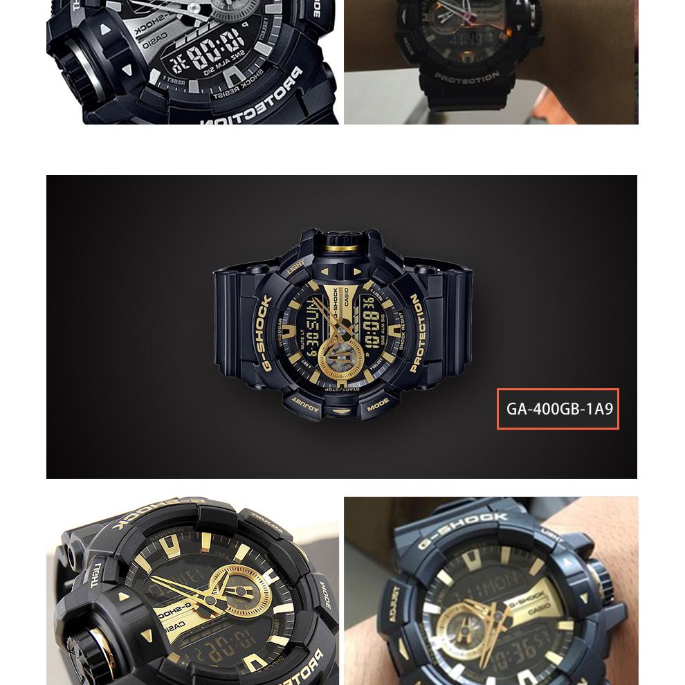 Casiog Shock Casio G Ga 400gb 1a9 54800