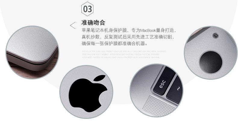 Dán Macbook  12 MacBook A1534 ACD ACD A1932 - ảnh 17