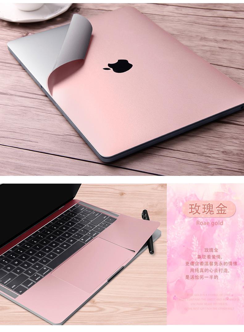 Dán Macbook  12 MacBook A1534 ACD ACD A1932 - ảnh 9