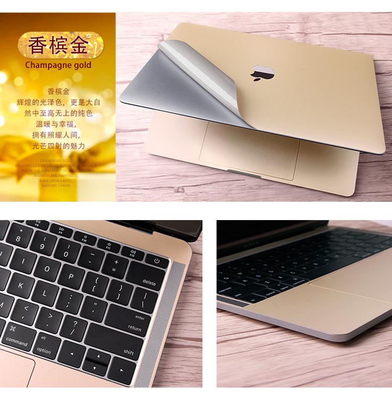 Dán Macbook  12 MacBook A1534 ACD ACD A1932 - ảnh 12