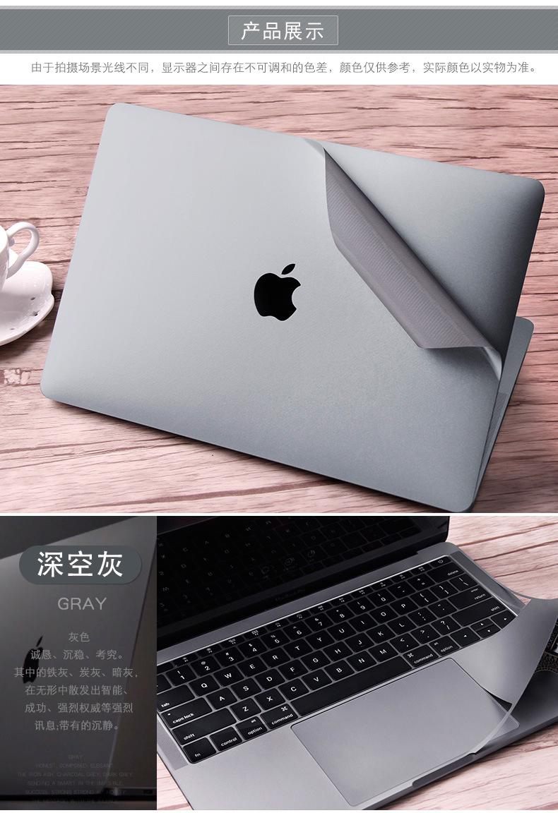 Dán Macbook  12 MacBook A1534 ACD ACD A1932 - ảnh 4