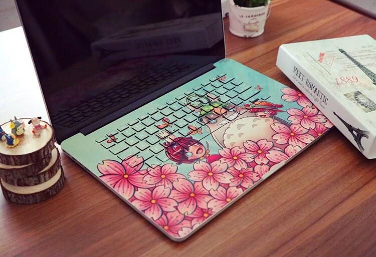 Dán Macbook  macairmacbookpro touchbar13 A1706 A1989 - ảnh 26