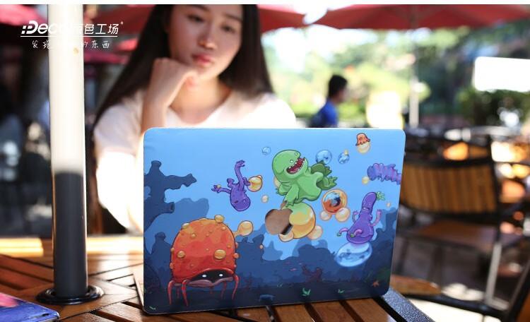 Dán Macbook  macairmacbookpro touchbar13 A1706 A1989 - ảnh 9